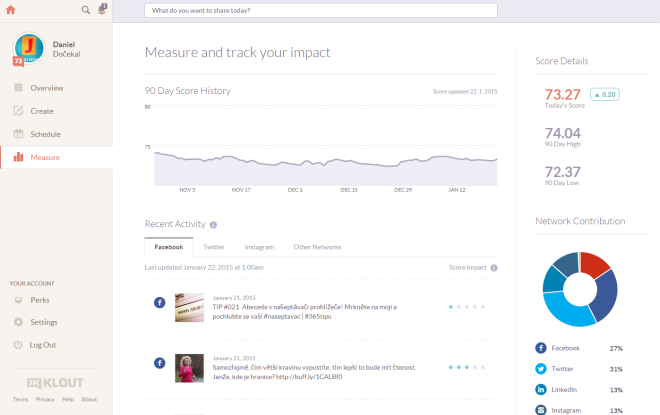 klout-measure