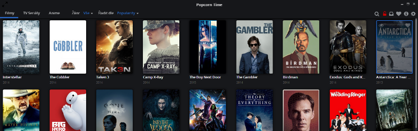 TIP#112: Co je to ten Popcorn Time a co od toho můžu čekat?