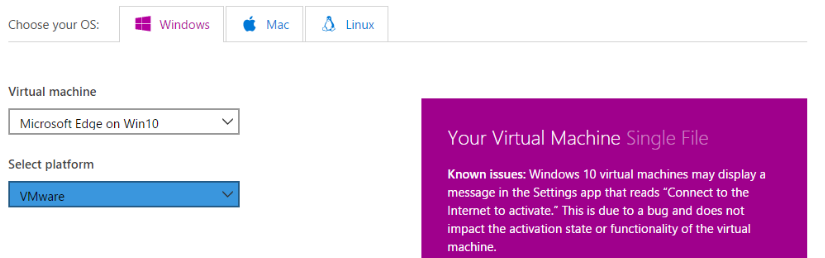 825-258-Download virtual machines - Edge - Win10
