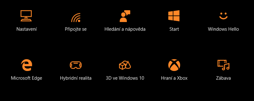 Co je nového ve Windows 10 Creators Update?