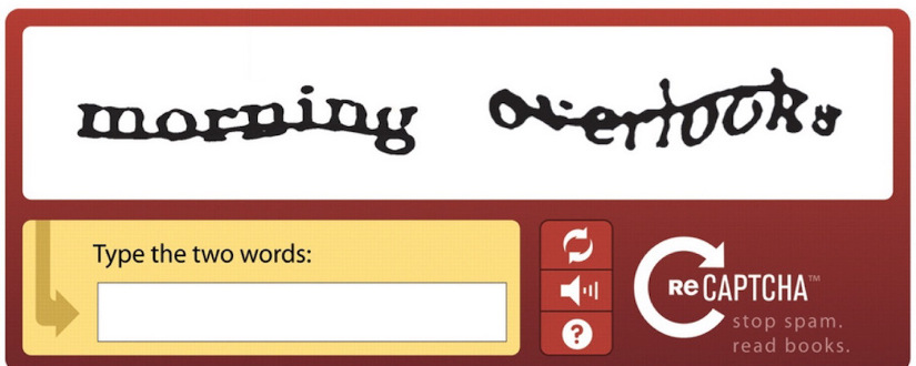 TIP#1037: Co je to CAPTCHA