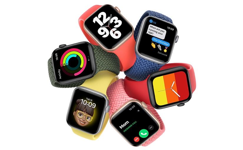 Co je nového ve watchOS 7